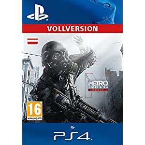 Metro 2033 Redux [Vollversion][PS4 PSN Code – österreichisches Konto]
