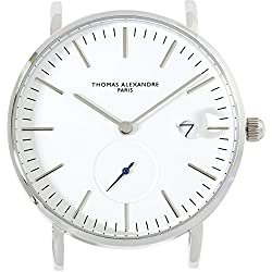 [Thomas Alexandre]Watch French brand simple Changing belt sold separately Minimal Men's / Women's