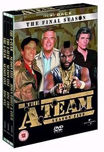 The A-Team: Series 5 [DVD]