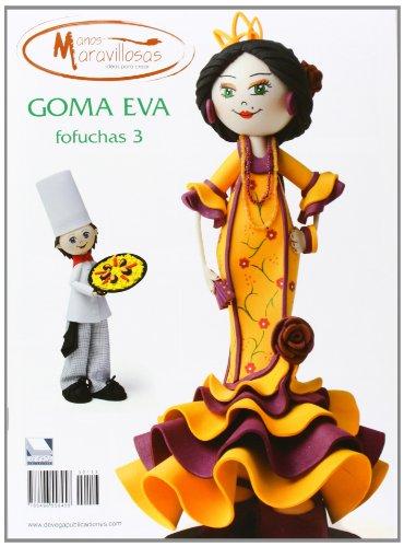 Tutorial Goma Eva. Fofuchas 3