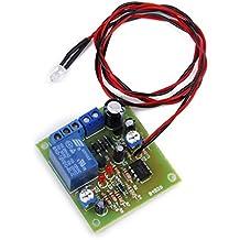 AC 220V/DC 125V Diodo Sensor Fotosensible Light Luz Controlado Relay Módulo DIY