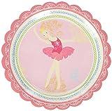 Ballerina Pappteller, Meri Meri