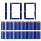 Yosoo® Ricarica 100 Dardi per Nerf Elite - 7,2 cm immagine