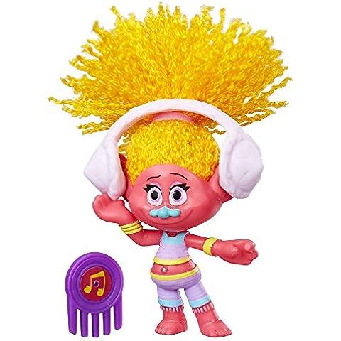 Trolls Muñeca con Accesorios DJ Suki