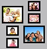 UberLyfe Elegant Black Photo Frame Colla...