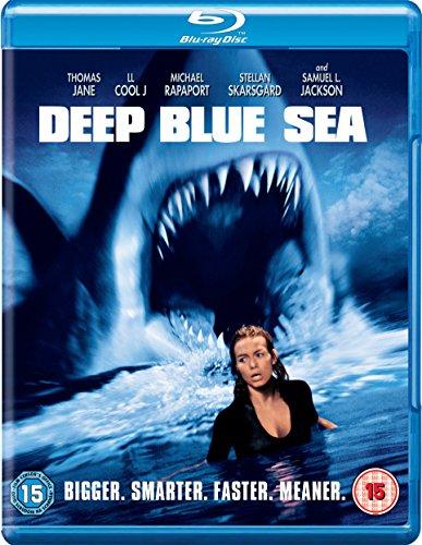 Deep Blue Sea [Blu-ray] [UK Import]