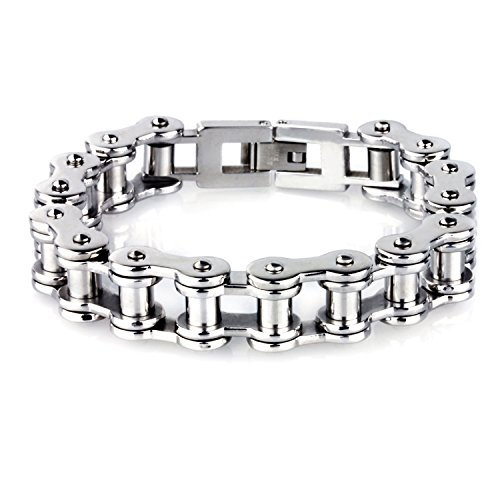 ldudur-mens-bracelet-bicycle-chain-bracelet-motorbike-chain-stainless-steel-silver-polished-gift-for