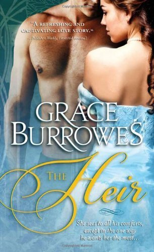 The Heir (Windham Series) by Burrowes, Grace (2010) Mass Market Paperback