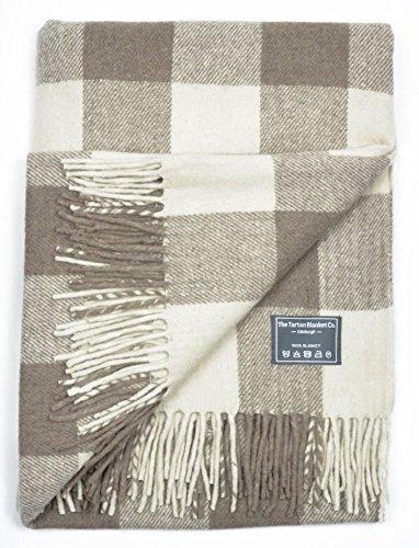 classique-laine-couvre-lit-tapis-en-jacob-tartan