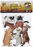 Wild Republic - Colección de juegos modelo animales de granja, 5 partes (53527)