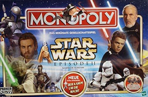 Parker - Monopoly Star Wars Episode II Edition
