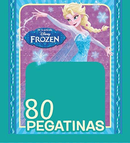 Frozen: El reino del hielo. Pegatinas Disney (Hachette Infantil - Disney - Prescolar) por Varios