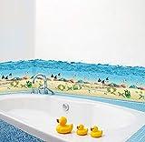 CczxfccDie Neue Unterwasserwelt Taille Paste Schlafzimmer Wohnzimmer Badezimmer Sockelleiste Wasserdicht Diy Sockelleisten Pvc Wohnzimmer Schlafzimmer