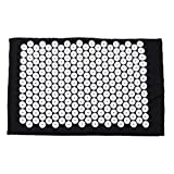 Winwinfly Massager Cushion Relieve Acupressure Mat Body Pain Acupuncture Spike Yoga Mat (Color4)