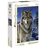 Clementoni - Puzzle de 500 piezas, High Quality, diseño Night Watch (303861)