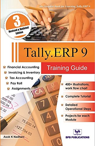 Tally ERP 9 Training guide