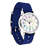 Easyread Time Teacher erw-col-24 Armbanduhr Rainbow 12–24