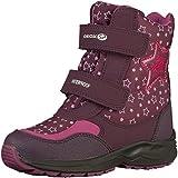 Geox J848BC Mädchen Stiefel Pink, EU 29