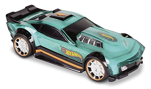 HappyPeople Hot Wheels Hyper Racer RCDrift Rod, volle FAHR-&Lenkfunktion, Farbwechsel aufKno