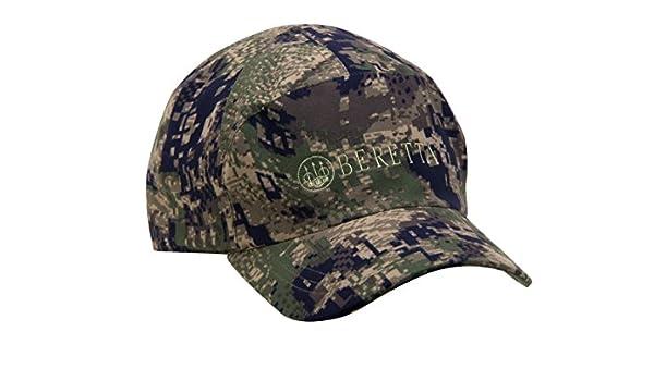 07e1553953fd8 Beretta DWS Plus CAP Green Optifade Forest Size:L: Amazon.co.uk: Sports &  Outdoors
