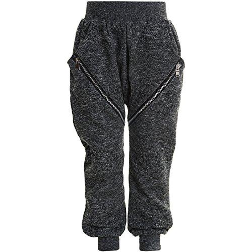 BEZLIT -  Pantaloni sportivi  - relaxed - Basic - ragazzo nero 12 anni