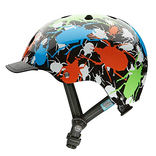 Nutcase Little Nutty Jugendhelm, Unisex, Mehrfarbig, XS