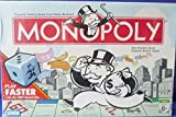 Monopoly 2007 with Faster Play SPEED DIE Board Game by Parker Brothers