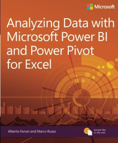 Pdf Download Analyzing Data With Power Bi And Power Pivot For Excel