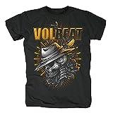 Volbeat Heaven & Hell T-Shirt schwarz S