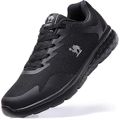 3ed17e8fa39 CAMEL CROWN Zapatillas Deporte de Running para Hombres Zapatillas de Deporte  Ligeras y Transpirables Zapatillas de