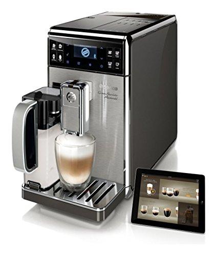 Kaffeemaschine Saeco Gran Baristo Avanti-HD8977/01Espresso-Kaffeebohnen und gemahlener Kaffee