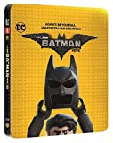 The Lego Batman Limited Edition Steelbook 3D/2D Region Free Blu Ray