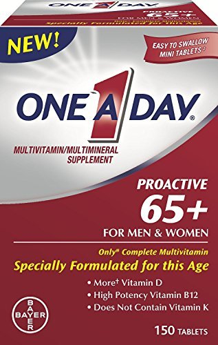 one-a-day-proactive-65-plus-multivitamins-for-men-and-women-150-tablets-pack-of-2-by-one-a-day