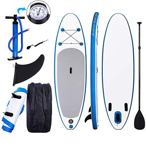 Tabla Paddle Surf Hinchable para Principiantes