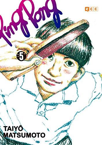 Ping Pong O.C.: Ping pong 5 por Taiyo Matsumoto