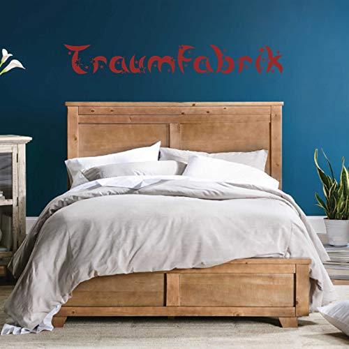 Wandtattoo Wandschnörkel® Traumfabrik