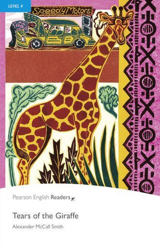 Penguin Readers 4: Tears of the Giraffe New Book & MP3 Pack (Pearson English Graded Readers) - 9781408294444