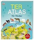 Tier-Atlas für Kinder: Mit großem Poster