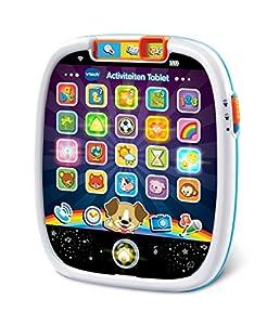 VTech Activiteiten Tablet Niño/niña Juguete para el Aprendizaje - Juguetes para el Aprendizaje (AAA, 9 Mes(es), 250 mm, 58 mm, 279 mm, 410 g)
