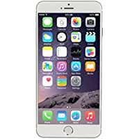 Beback iPhone 6 Plus Reconditionné 4G Smartphone débloqué Grade A (Ecran: 5,5 Pouces - 16 Go - Nano-SIM - iOS) Argent