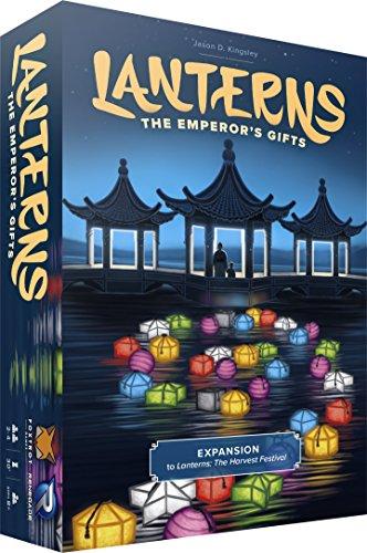 Renegade Game Studios RGS00558 - Lanterns: The Emperor's Gift Expansion, Familien Standardspiele (Geschenk-karten Einlösen)