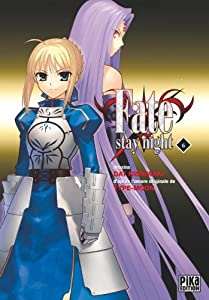 Fate Stay Night Edition simple Tome 6