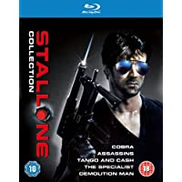 Stallone Blu-ray Collection