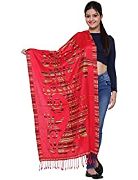 TEXAS Women's Shawl (Red)