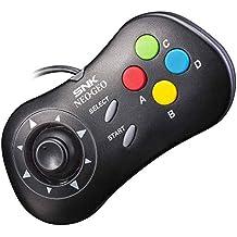 Neo Geo Mini - Gamepad Mini, Negro (Neo Geo)