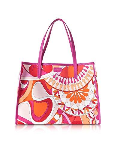 Emilio Pucci Damen 81Bc5981260041 Multicolour Polyester Tote (Handtaschen Pucci Damen Emilio)