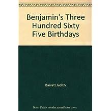 Benjamins 365 Birthdays