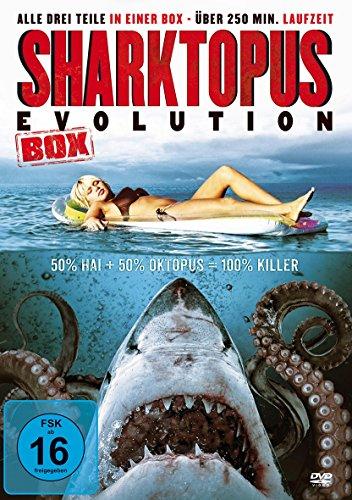 Sharktopus Evolution - 50% Hai + 50% Oktopus = 100% Killer (Uncut)