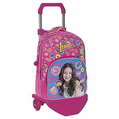 Disney 33924M1 Yo Soy Luna Mochila Escolar, 29.57 Litros, Color Rosa de Disney