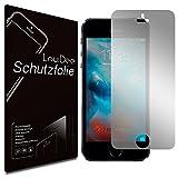 [10er-Pack] Apple iPhone 5 & 5S - Premium Displayfolie [Spiegel] Schutzfolie Display Spiegelfolie Schutz Folie - LouiDee®